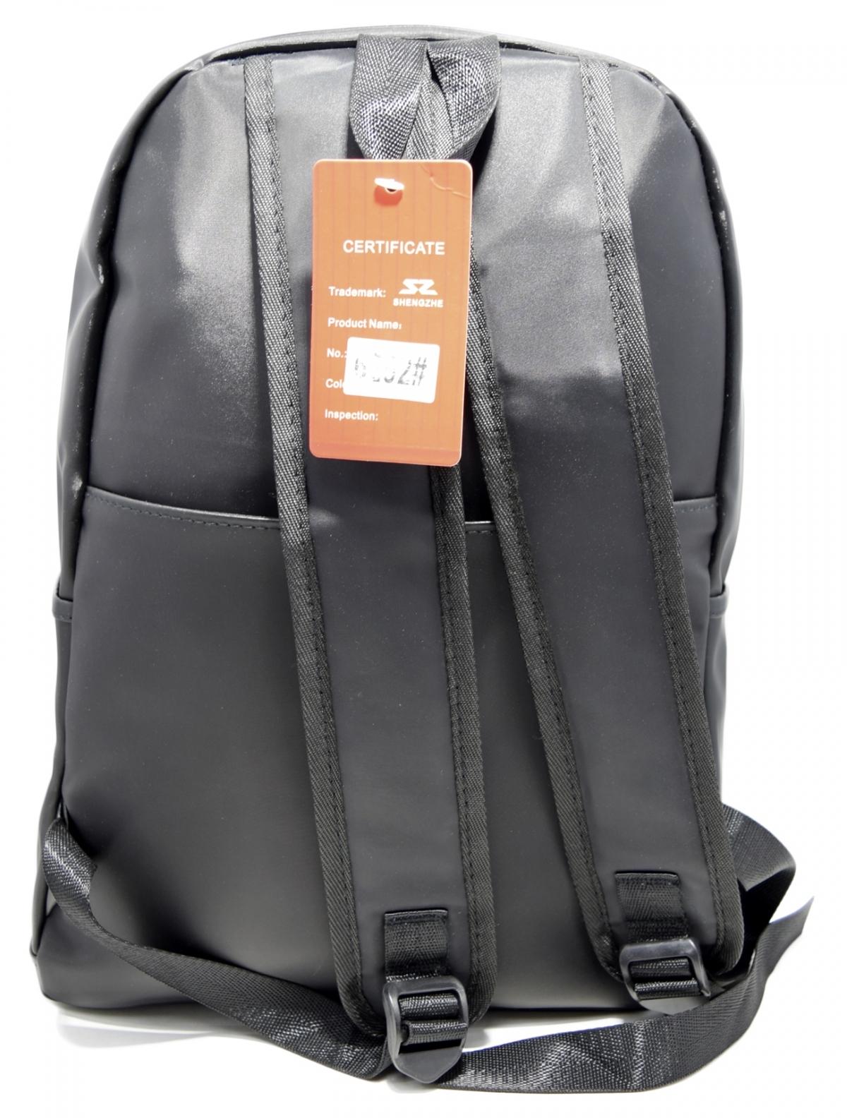 Рюкзак 6252 рюкзак черный