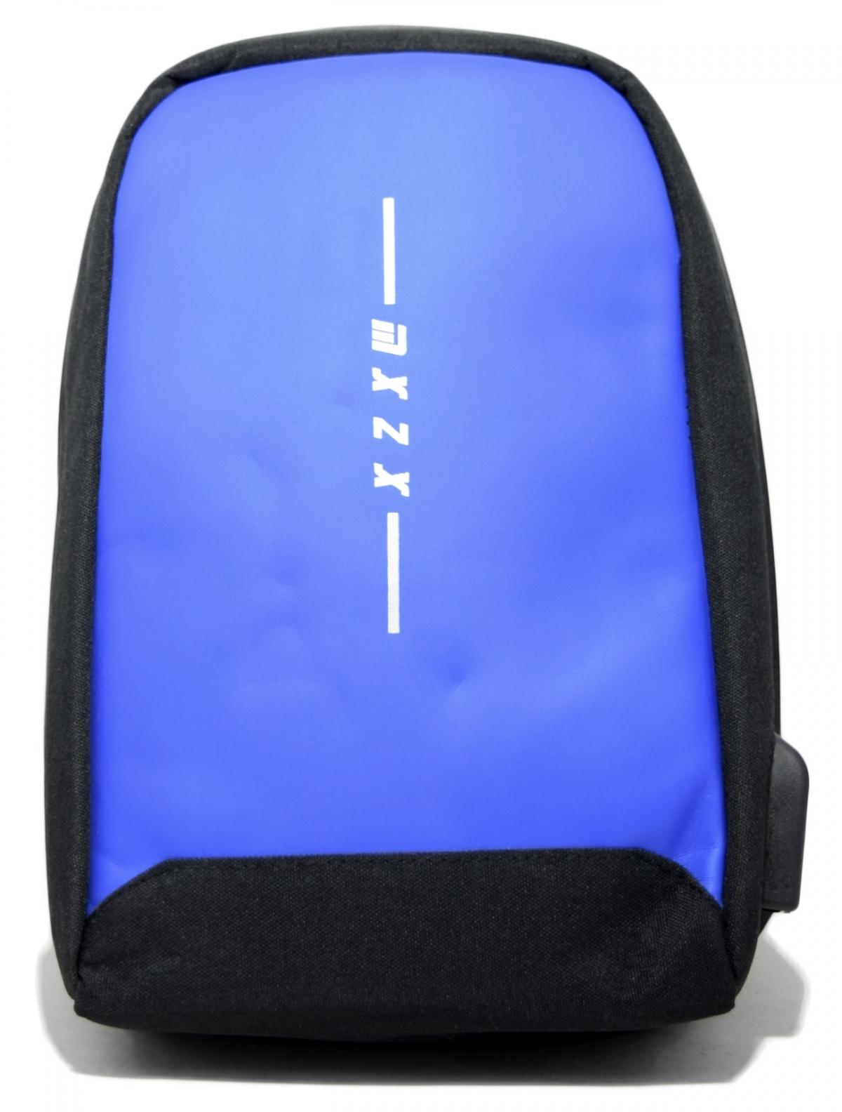 Рюкзак 0342 рюкзак синий,