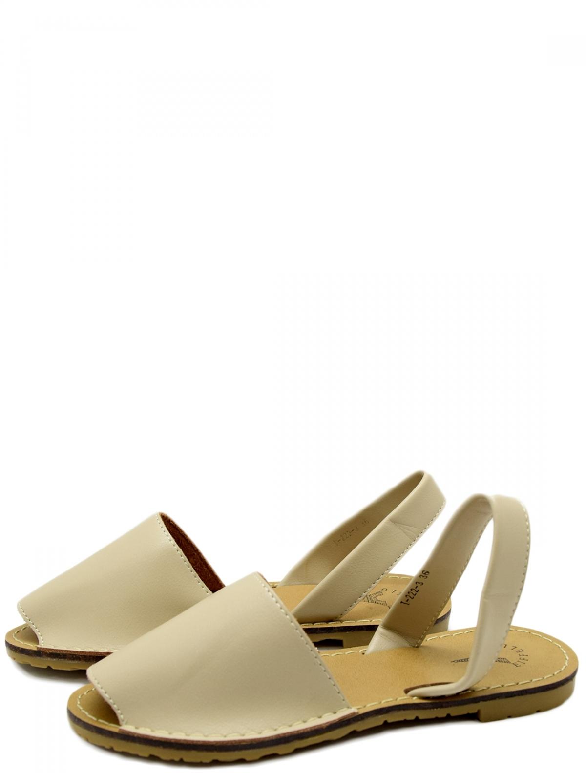 Eiffello I-222-3 женские сандали