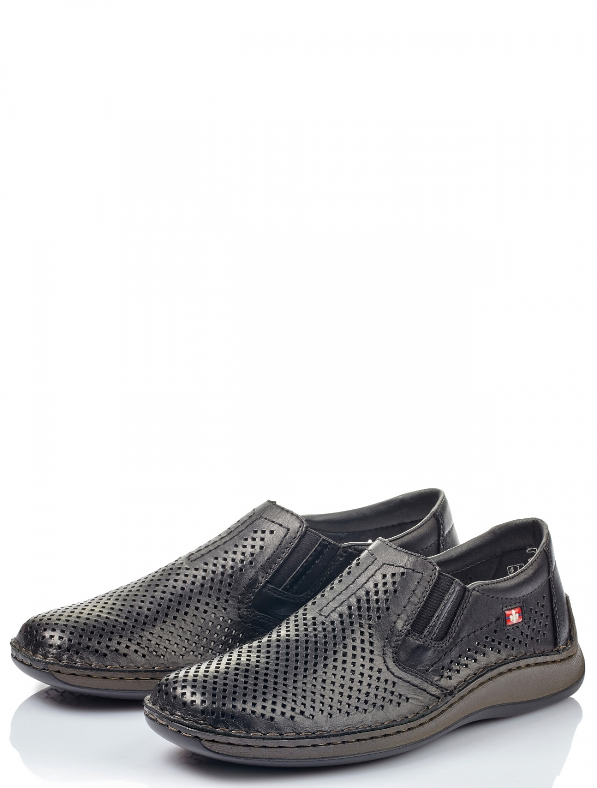 Rieker 05297-00 мужские туфли