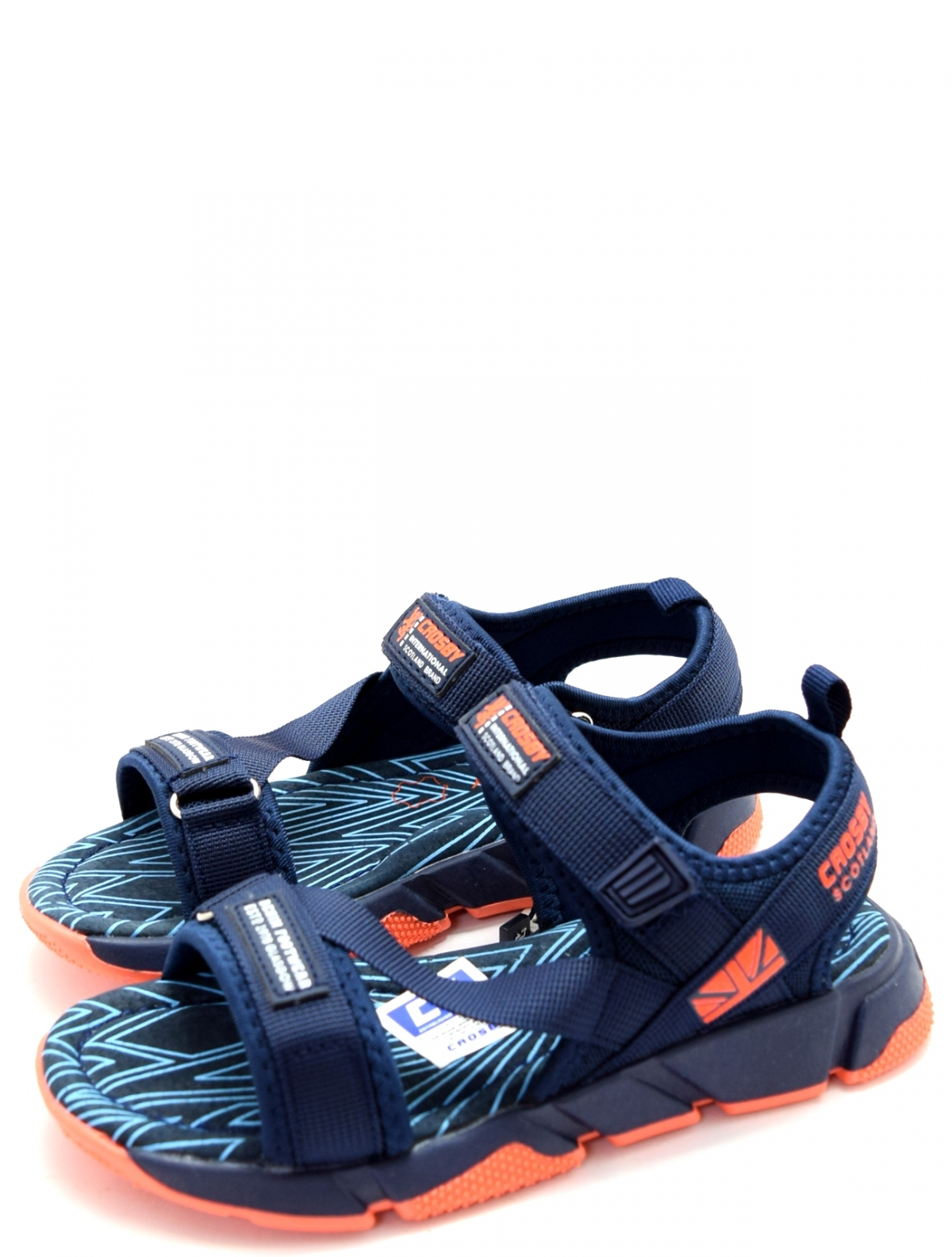 CROSBY 207237/01-03 сандали для мальчика