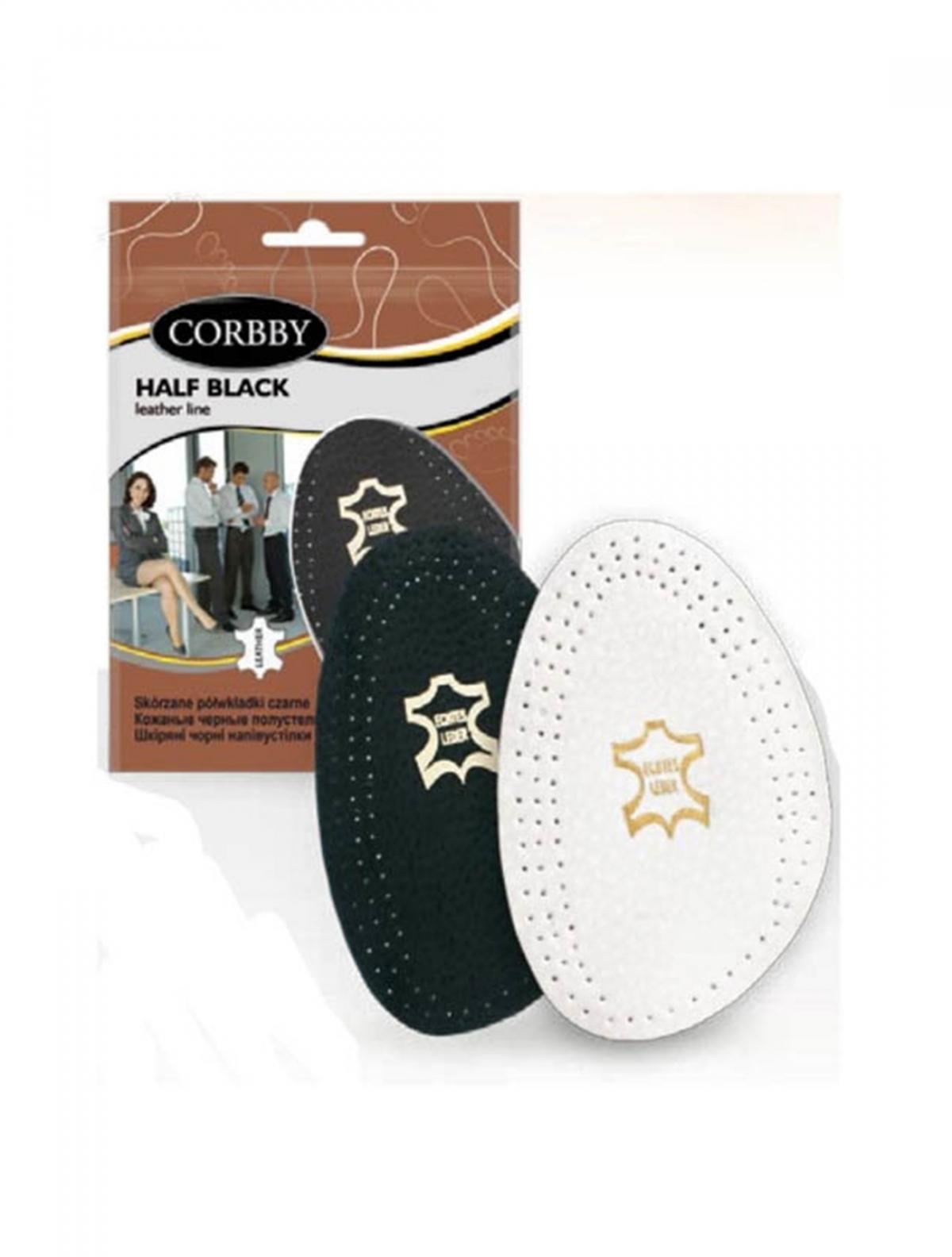 Corbby 1082C полустельки черный