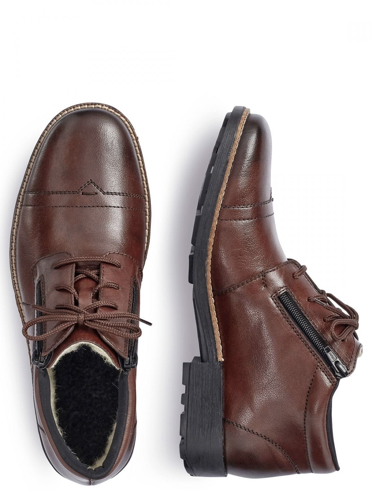 Rieker 16044-25 мужские ботинки