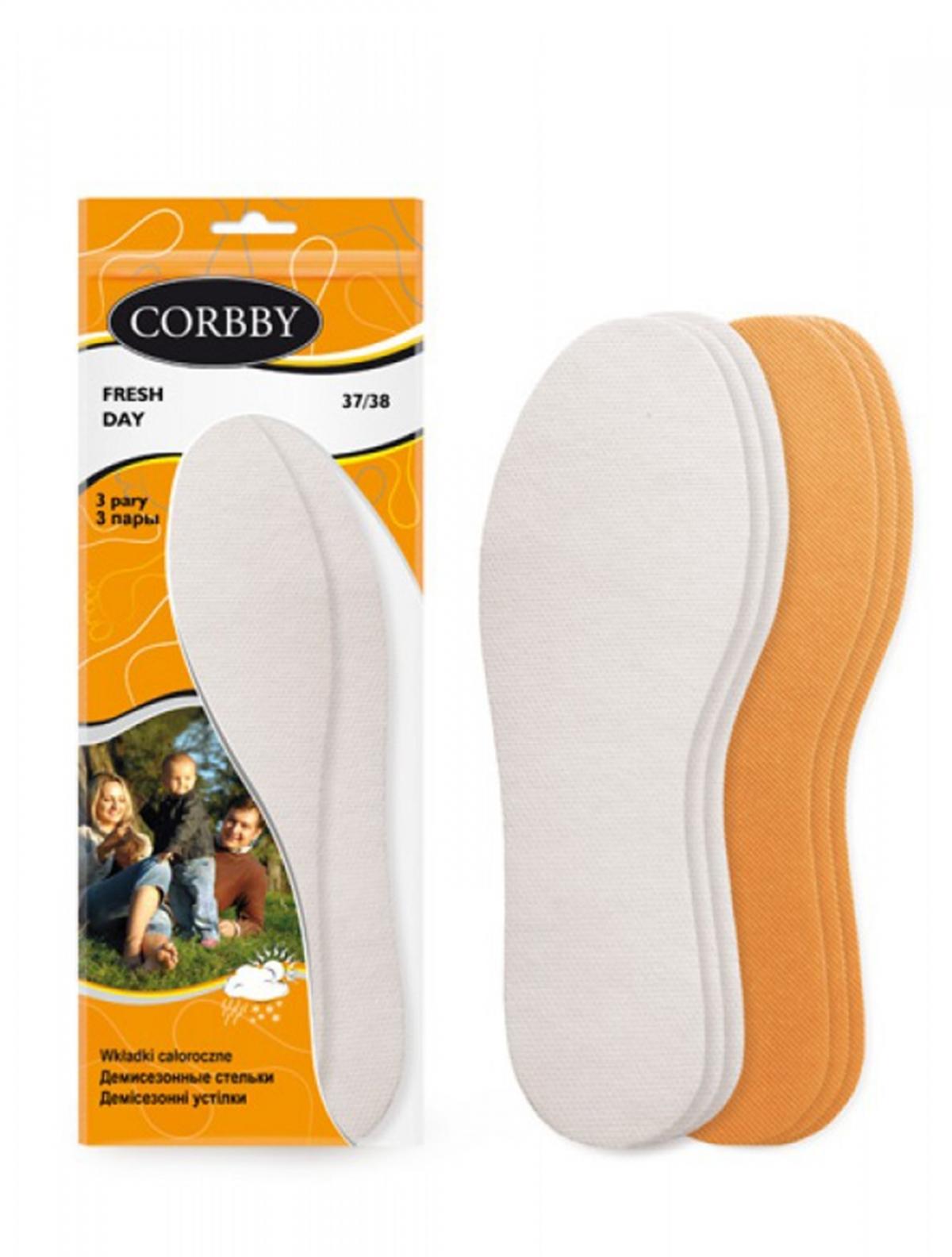 Corbby 1863C стельки демисезонные