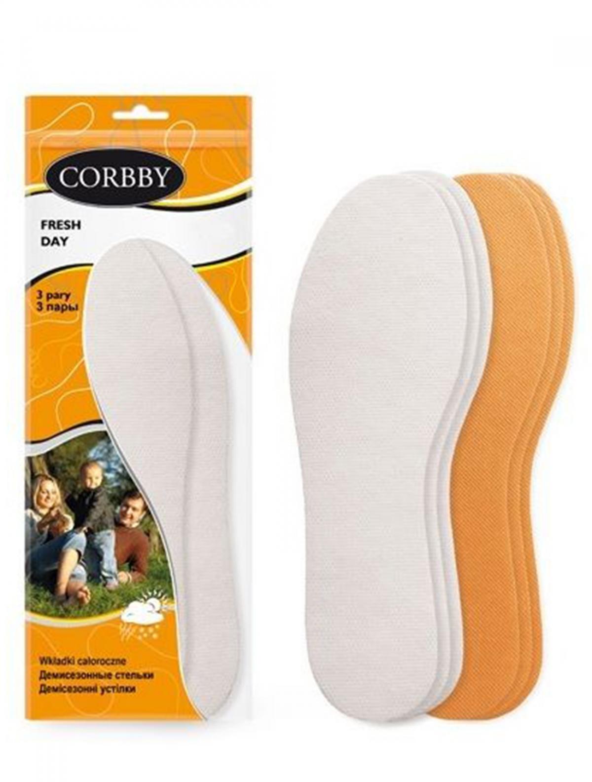 Corbby 1866C стельки демисезонные