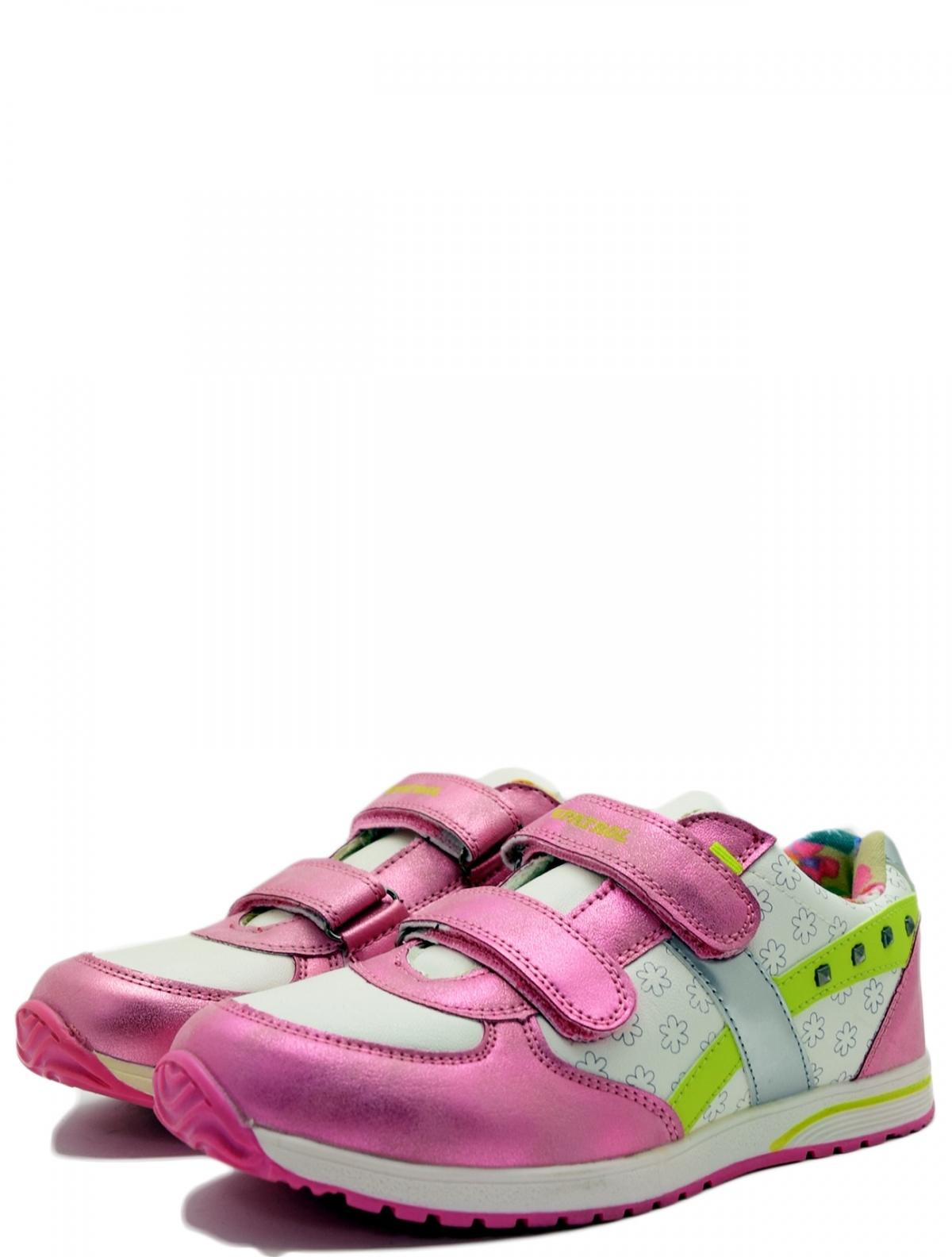 933-408T-15S-01-17 кроссовки для девочки