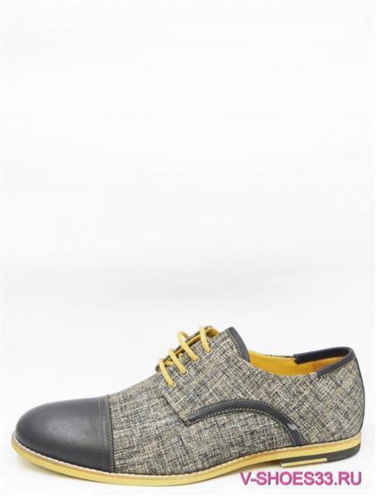 I63-063053 мужские туфли