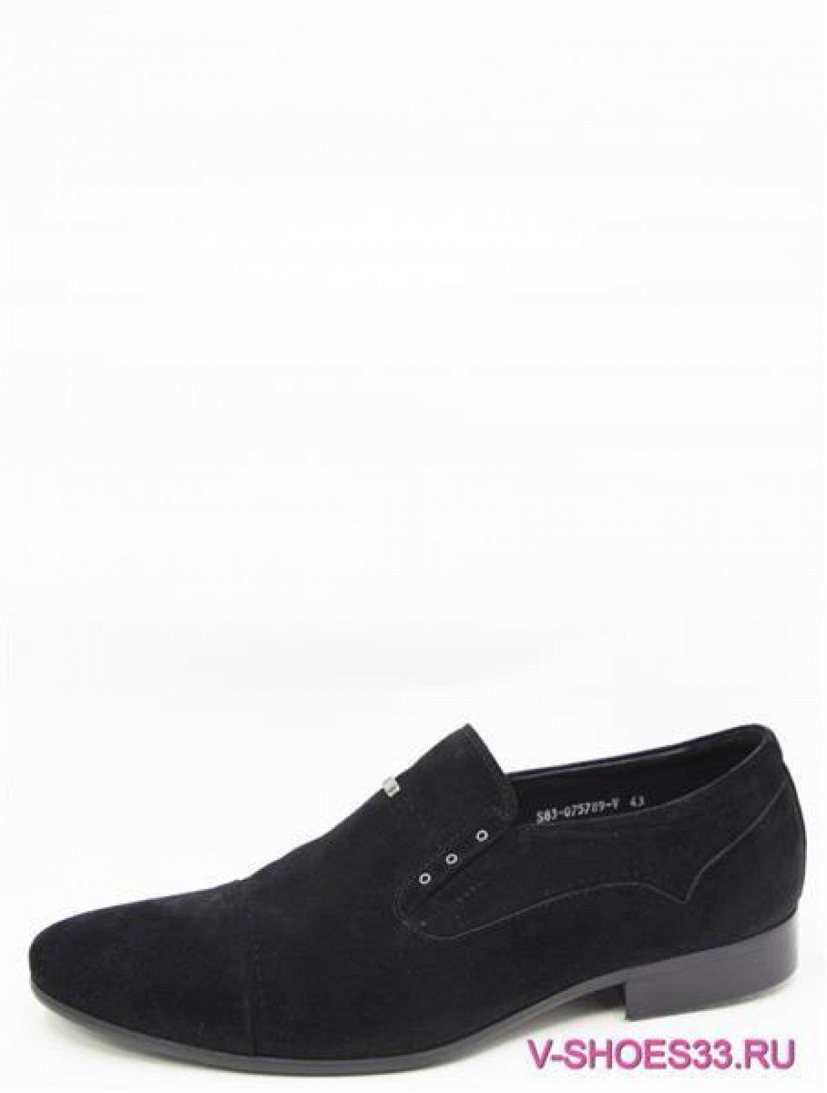 S83-075789 мужские туфли