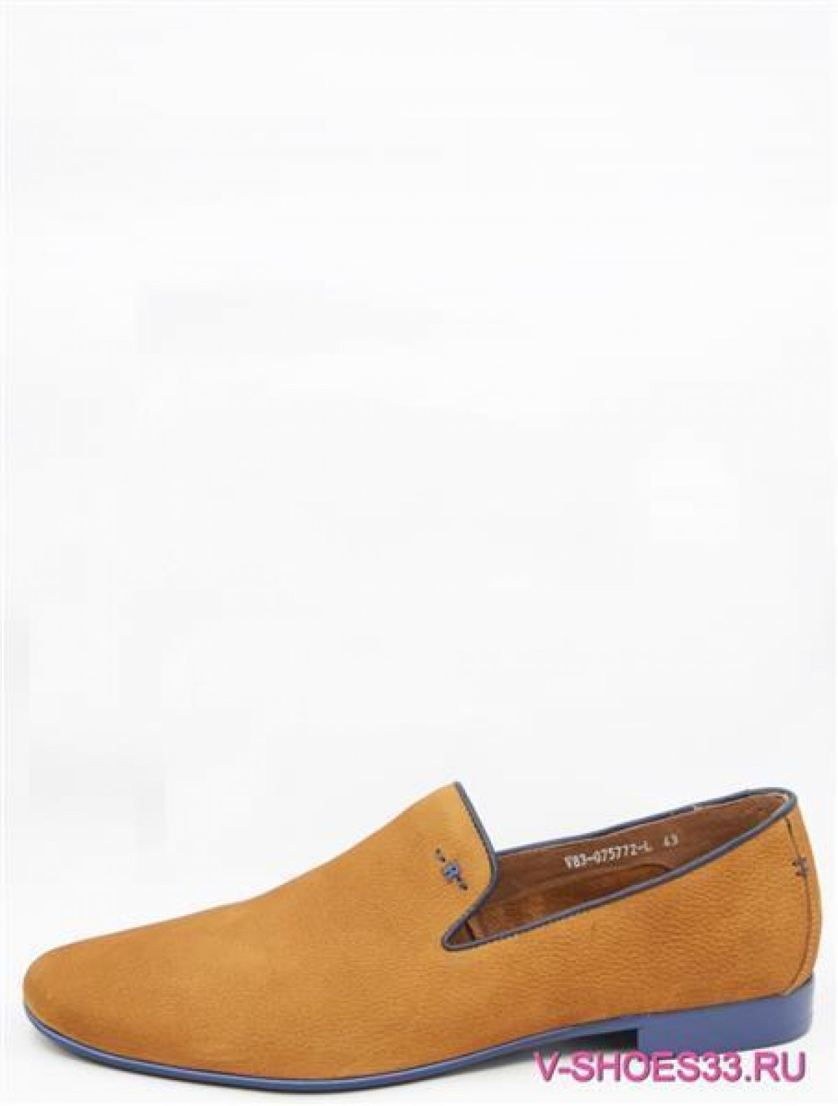 V83-075772 мужские туфли