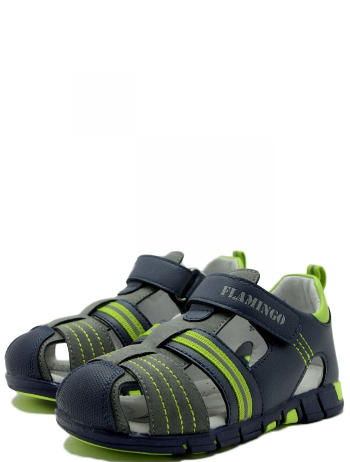 Flamingo 201S-HL-1762 сандали для мальчика