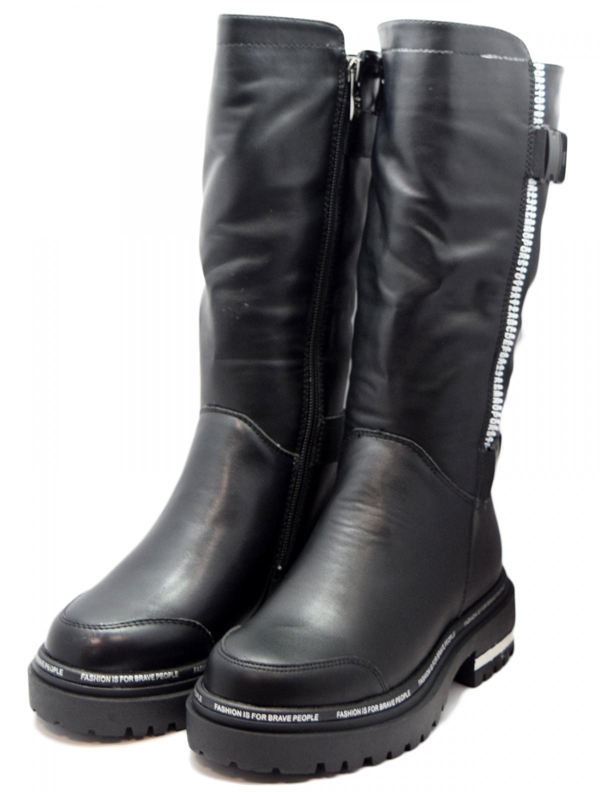 KEDDO 508579/56-01  сапоги для девочки