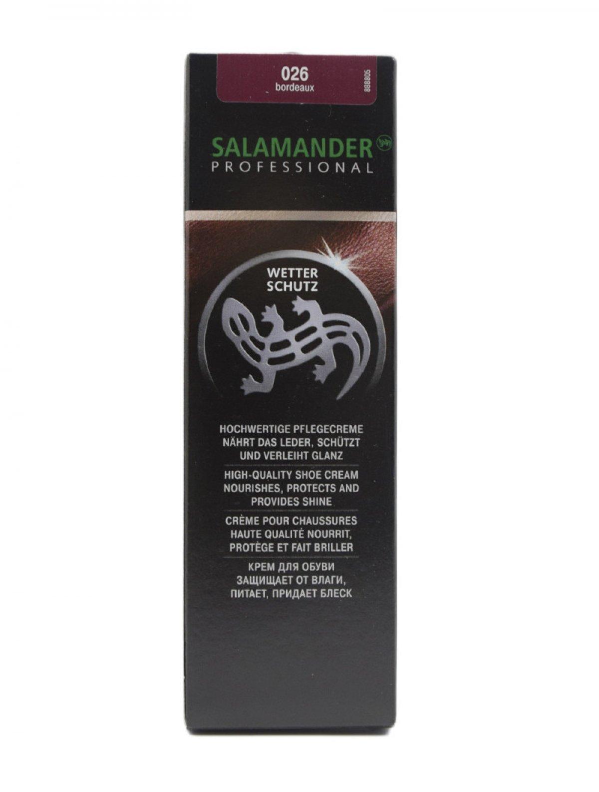 Salamander 88113-026 крем для кожи бордо