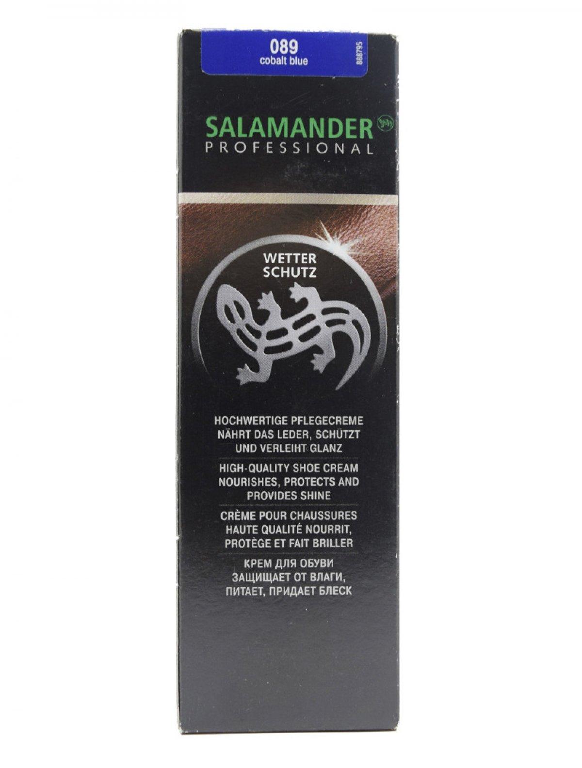 Salamander 88113-089 крем д/кожи кобальт