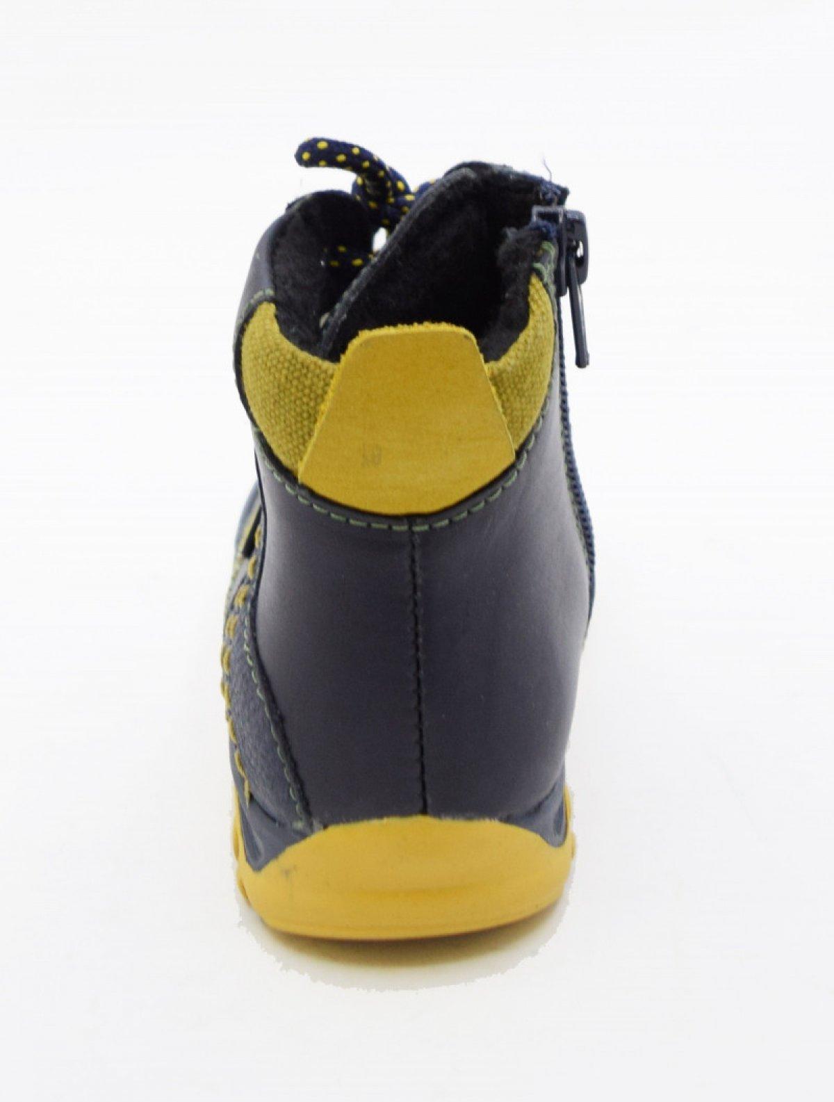 Котофей 152007-31 ботинки д/мальчика