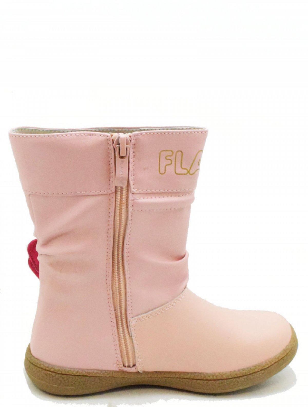 Flamingo 52-CC318 сапоги д/девочки