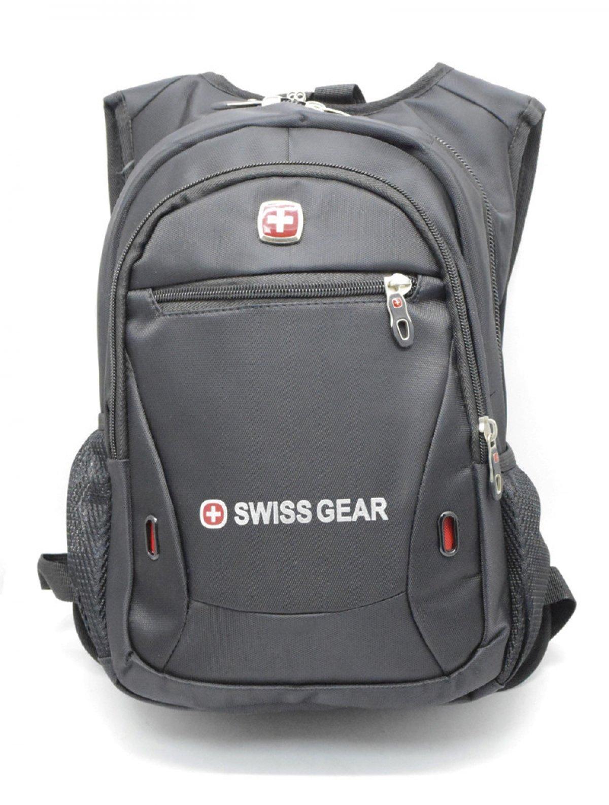Swiiissgearr 0522-1 рюкзак черный текстиль