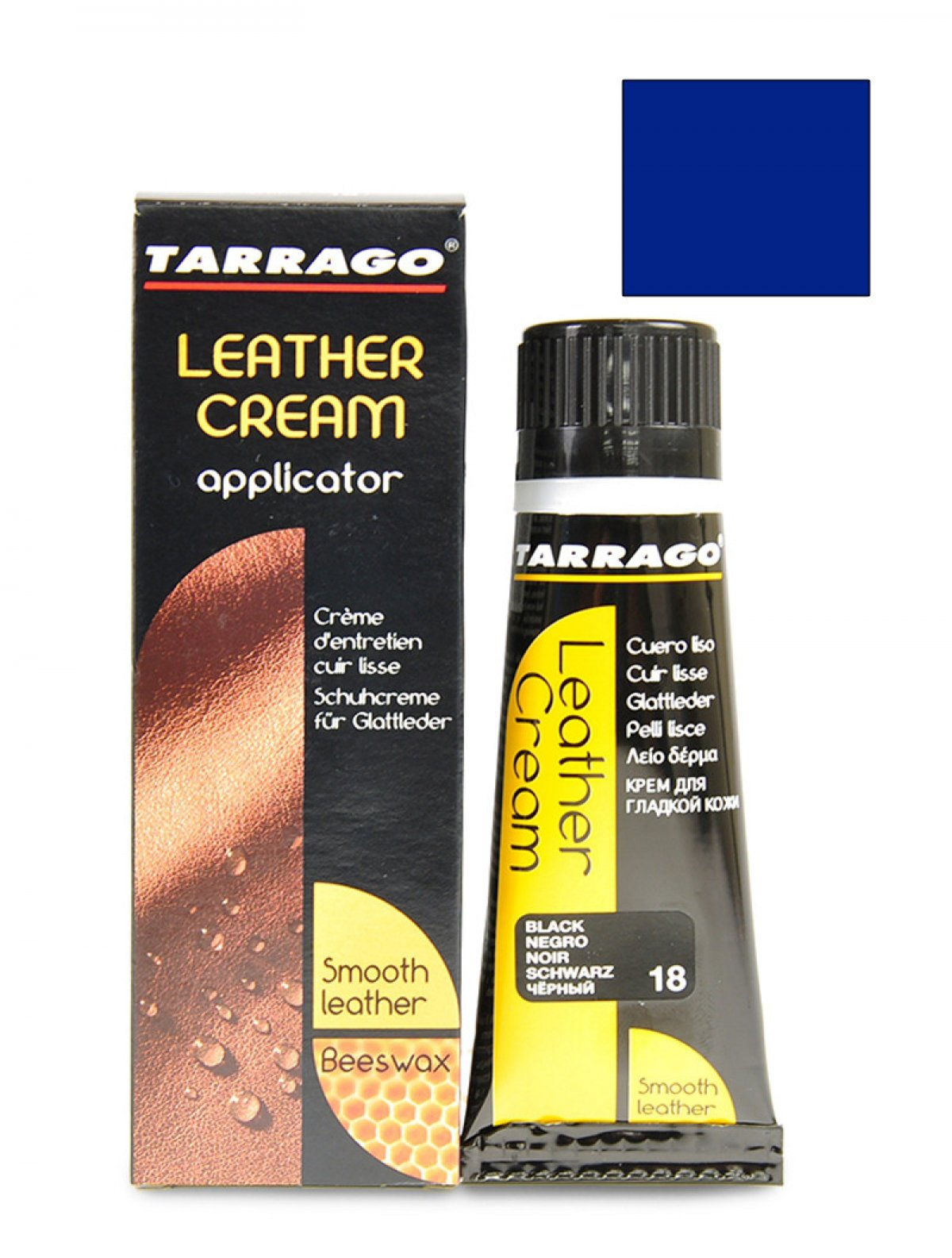 Tarrago TCO87/75-17 крем темно-синий для кожи