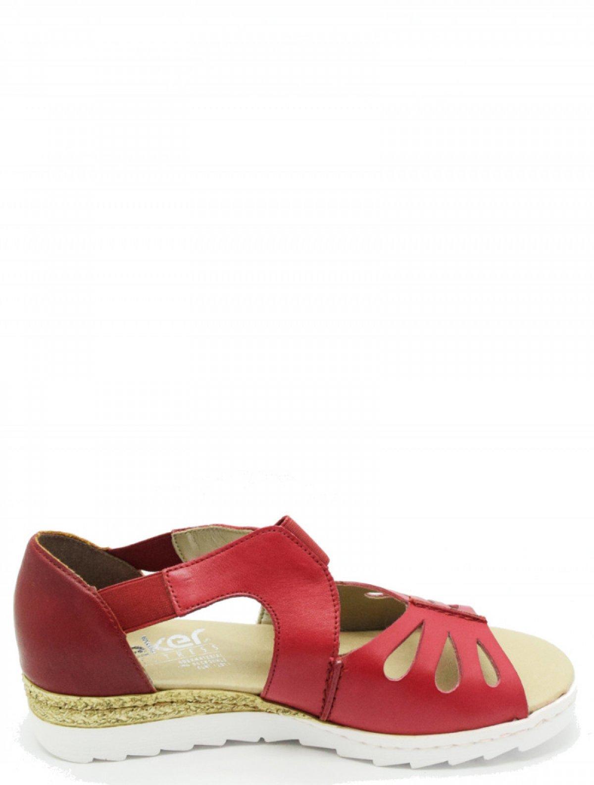 Rieker 63004-33 женские сандали