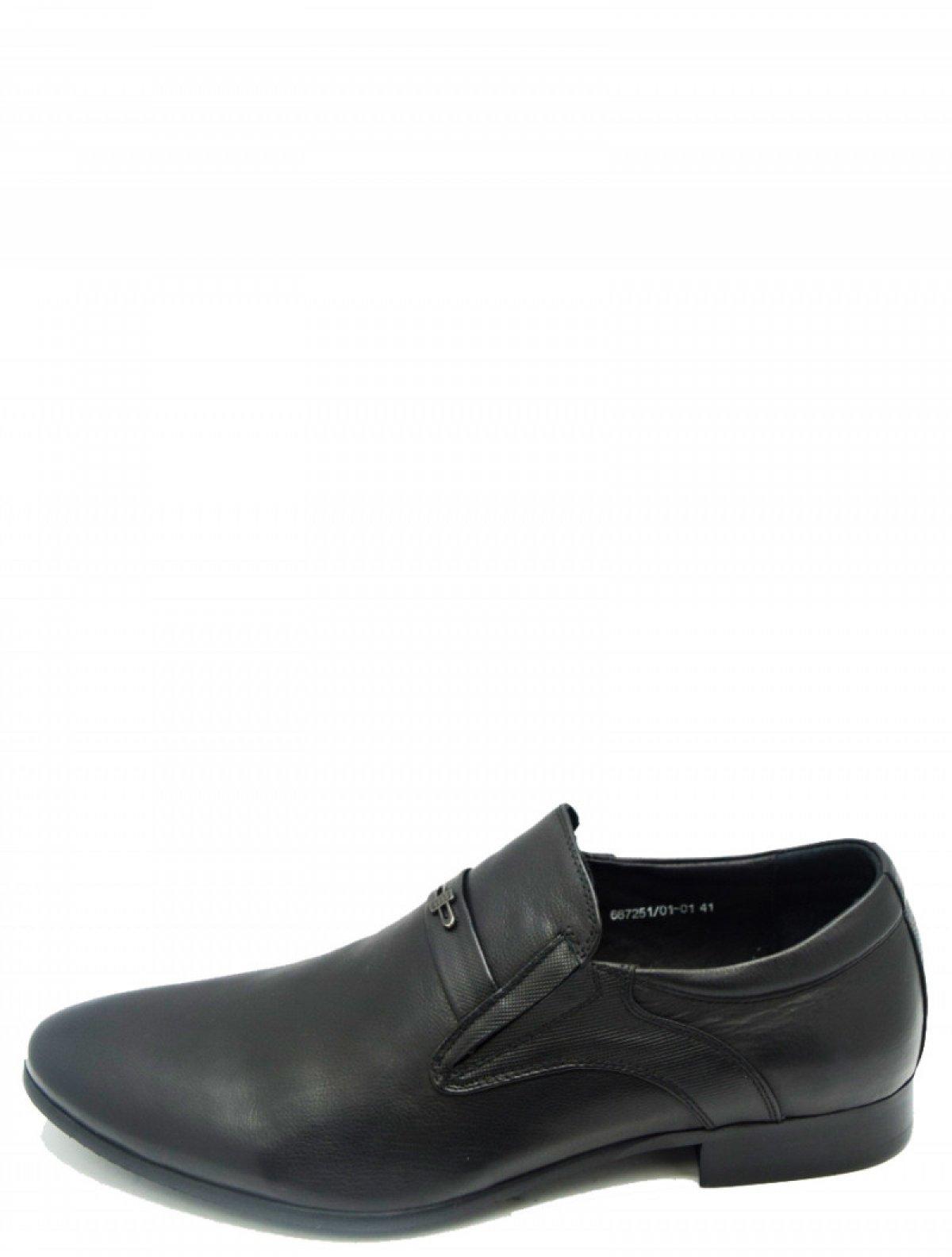 Hortos 687251/01-01 мужские туфли