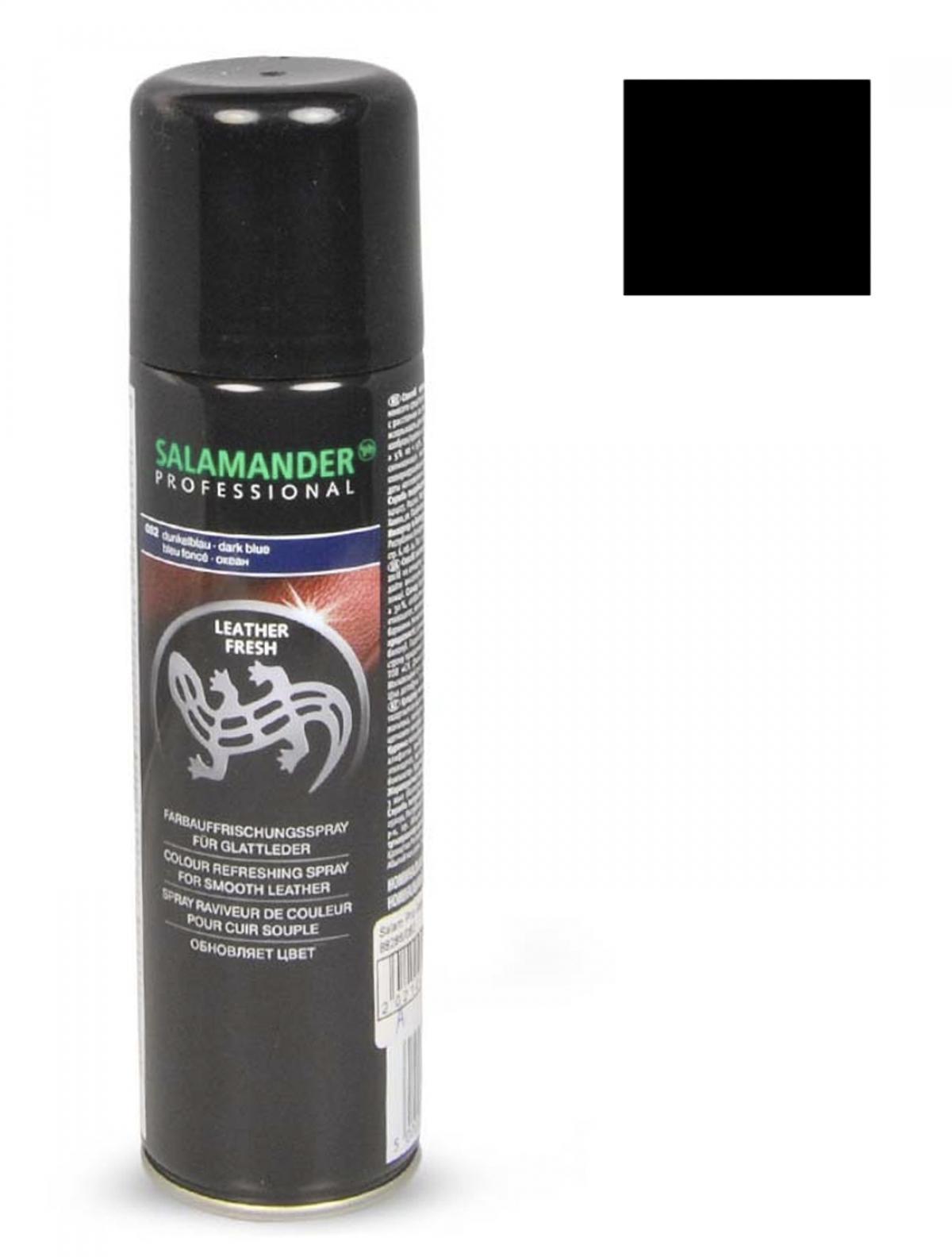 Salamander 88286-009 аэрозоль черный