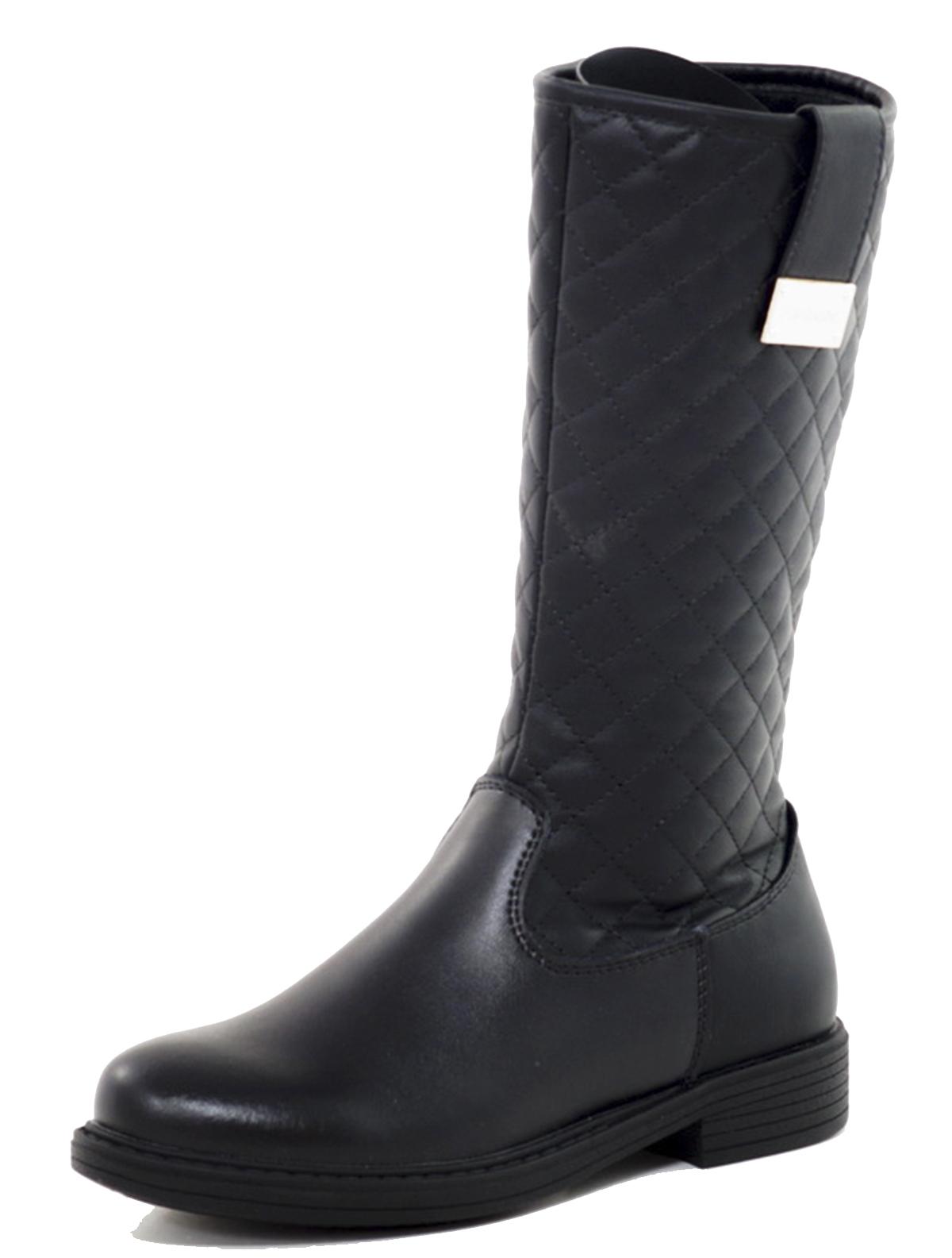 R270527025-BK сапоги для девочки