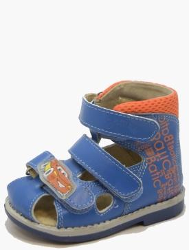10127-1 сандали для мальчика