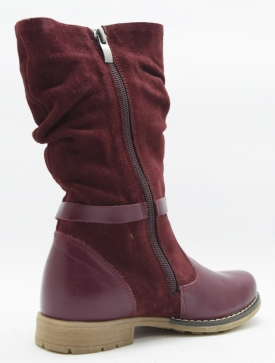 Shagovita 46116-24Ш  сапоги для девочки