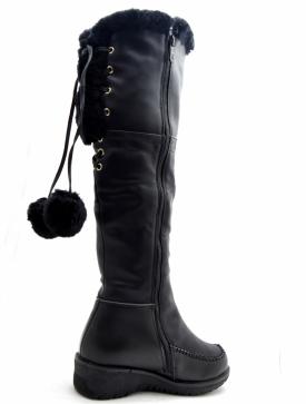 527-E92-HY-RL сапоги для девочки