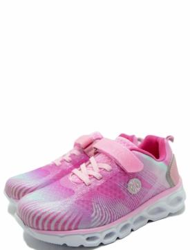 Зебра 12966-9 кроссовки для девочки