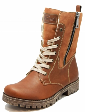 Rieker 785K1-25 женские ботинки