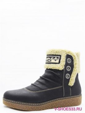 Y4082-00 ботинки женские