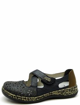 Rieker 463H4-14 женские туфли