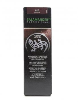Salamander 88113-027 крем д/кожи баклажан
