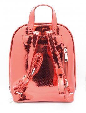 Respect 3256-9 рюкзак красн иск.лак