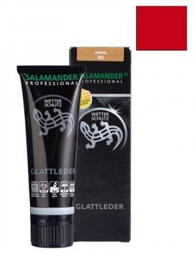 Salamander 8113-415 крем д/кожи красный