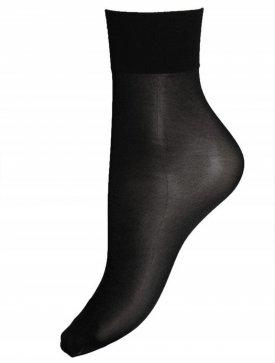 0002-2 носки капр жен черн