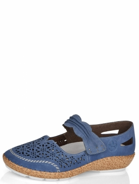Rieker 44896-15 женские туфли