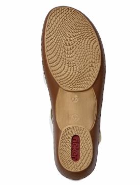 Rieker 45885-80 женские сандали
