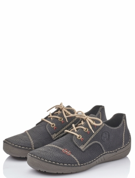 Rieker 52520-00 женские п/ботинки
