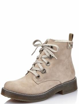 Rieker 70011-31 женские ботинки
