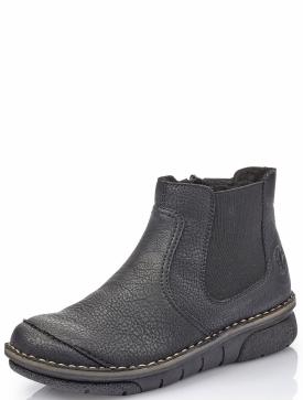 Rieker 73380-00 женские ботинки