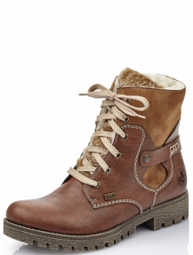 Rieker 785G1-23 женские ботинки