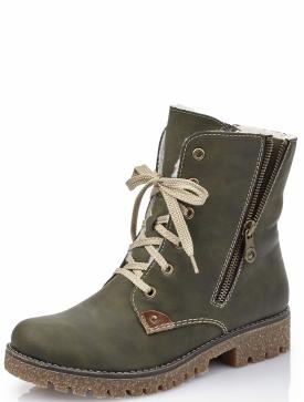Rieker 79839-54 женские ботинки