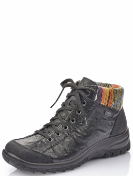 Rieker L7130-00 женские ботинки
