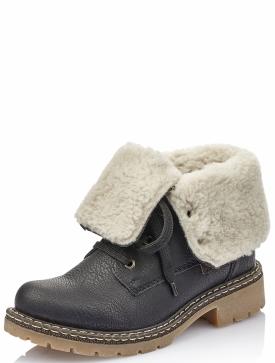Rieker Y1421-01 женские ботинки