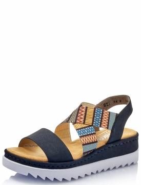 Rieker V44G8-14 женские сандали
